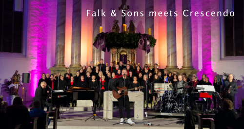 Falk & Sons meets Crescendo