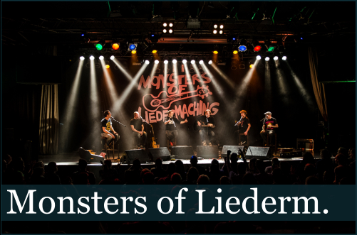 Monsters of Liederm.